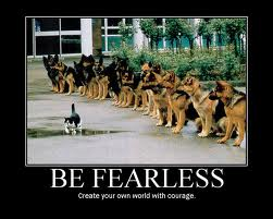 be.fearless