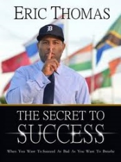 eric_thomas_secrets_to_success_book